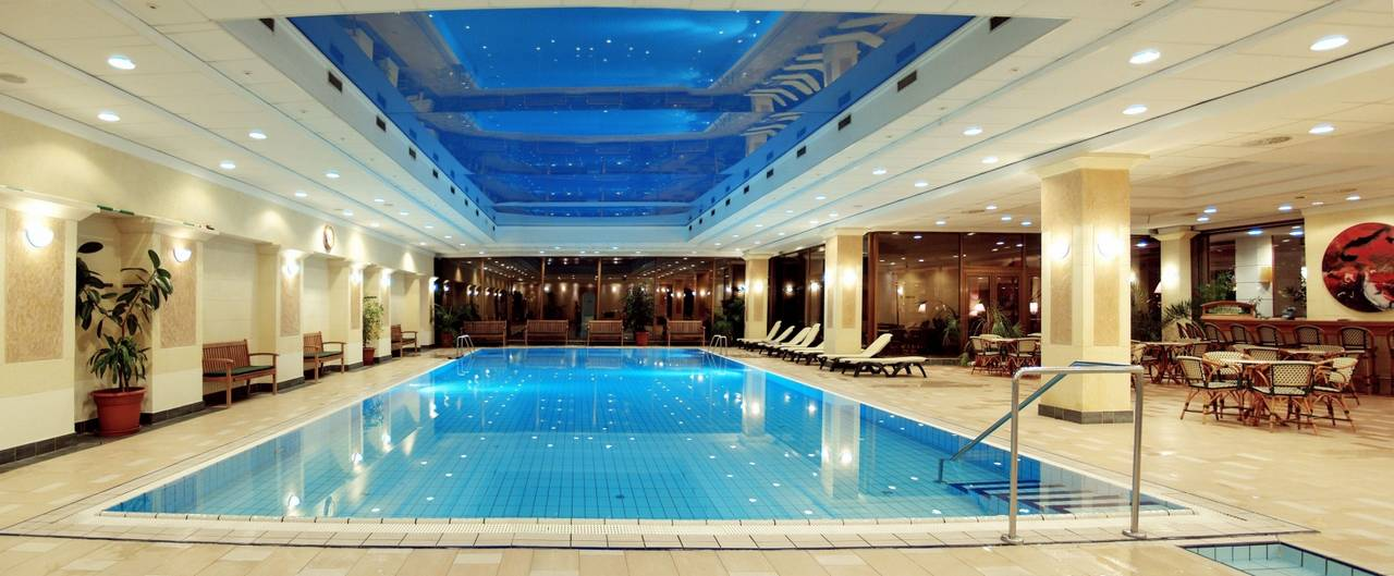 Ensana Thermal Health Spa Hotel Margitsziget